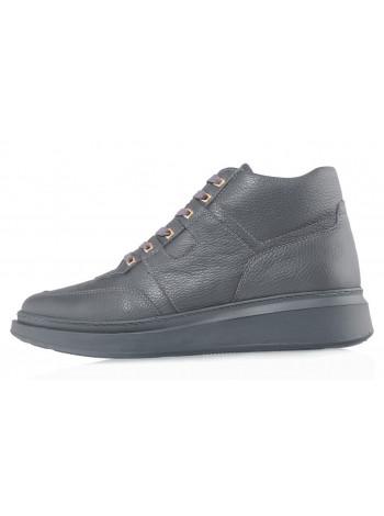 20622 JOHN RICHARDO 13176 ботинки кожаные серые