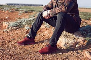 Названия мужской спортивной и повседневной обуви