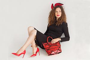 Купить обувь на День святого Валентина
