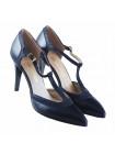 10063 SHOEBOOUTIQUE (Poland) Туфли Открытые Темно-Синие