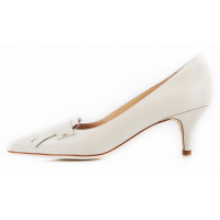 10764 REDA MILANO (Italy) Туфли кожаные бежевые