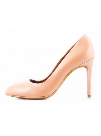 11227 RYLKO (Poland ) Туфли кожаные светло-розовые