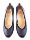 Туфли кожаные CAPRICE (Germany) 11358 темно-синие