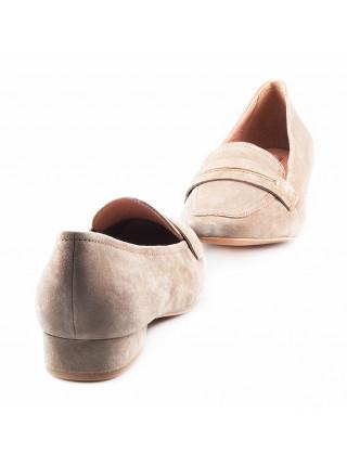 Туфли замшевые JANA (Germany) 11364 бежевые