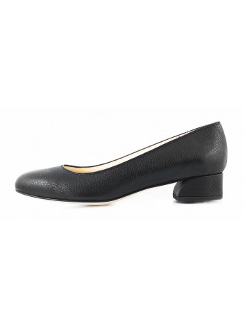 11507 BEFEETGERALD (Italy) Туфли кожаные черные