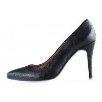 11786 BEFEETGERALD (Italy) Туфли кожаные черные
