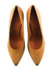 11788 BEFEETGERALD (Italy) Туфли замшевые светло-коричневые