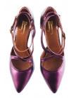 12070 J.J.HEITOR SHOES (Portugal) Туфли открытые фиолетовые
