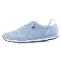 12273 S.OLIVER (Germany) Кроссовки замшевые голубые