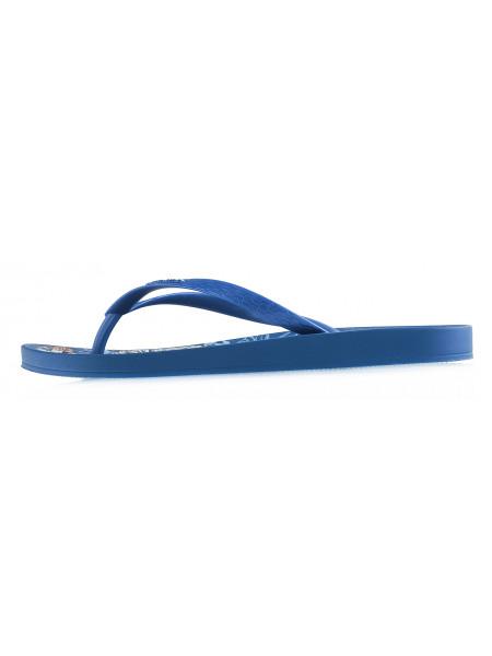 12487 IPANEMA (Brazil) Шлепки резиновые сине-разноцветные