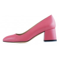 12564 BEFEETGERALD (Italy) Туфли кожаные розовые