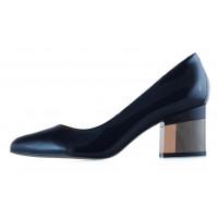 12611 INDIANA (Brazil) Туфли лаковые темно-синие