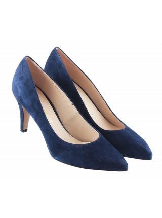 Туфли замшевые SHOEBOOUTIQUE (Poland ) 12624 синие