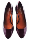 12649 INDIANA (Brazil) Туфли лаковые бордовые