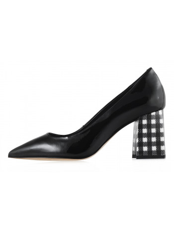 12650 INDIANA (Brazil) Туфли лаковые черные
