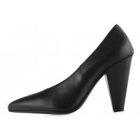 12671 BEFEETGERALD (Italy) Туфли кожаные черные