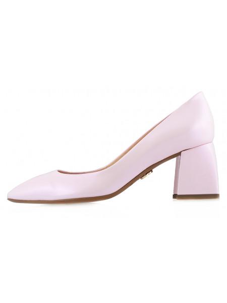 12729 BALDOWSKI (Poland) Туфли лаковые розовые