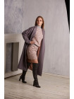 12865 BEFEETGERALD (Italy) Ботфорты осенние кожаные серые