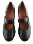 12912 CAPRICE (Germany) Туфли кожаные черные