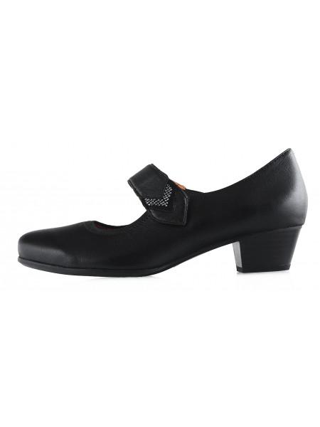 Туфли кожаные CAPRICE (Germany) 12912 черные