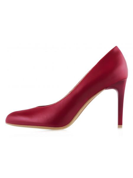 12949 SHOEBOOUTIQUE (Poland) Туфли кожаные красные