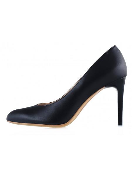 12950 SHOEBOOUTIQUE (Poland) Туфли кожаные черные
