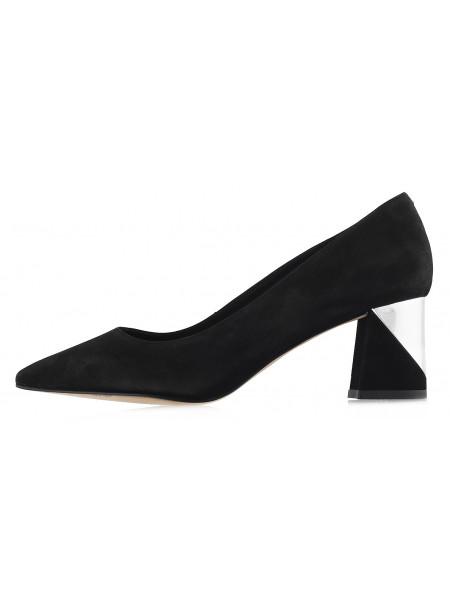 Туфли нубуковые INDIANA (Brazil) 13007 черные