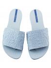 13027 IPANEMA (Brazil) Шлепки резиновые голубые