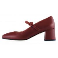 13056 BEFEETGERALD (Italy) Туфли кожаные коричневые