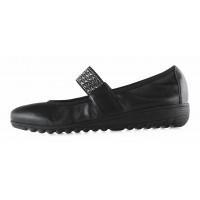 Балетки кожаные CAPRICE (Germany) 13282 черные