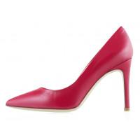 13372 BEFEETGERALD (Italy) Туфли кожаные темно-красные