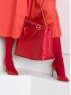 13374 BEFEETGERALD (Italy) Туфли кожаные красные