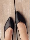 13385 ROSE CORVINA (Turkey) Туфли кожаные черные