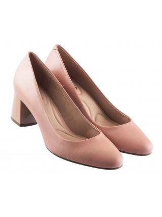 Туфли кожаные INDIANA (Brazil) 13393 бежевые