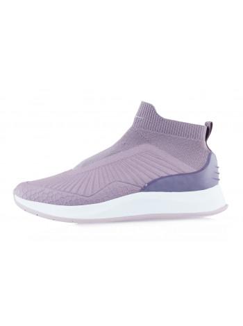 Кроссовки текстильные TAMARIS (Germany) 13403 светло-фиолетовые