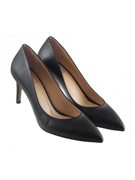 Туфли кожаные LIBA SHOES (Turkey) 13443 черные
