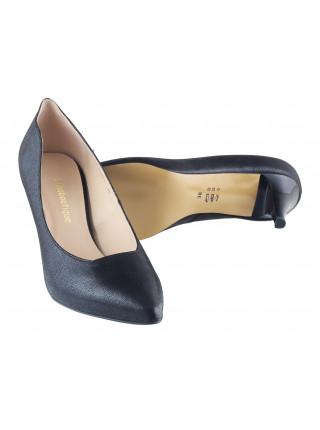 13508 SHOEBOOUTIQUE (Poland) Туфли кожаные черные