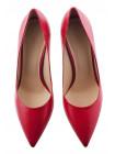 13576 BEFEETGERALD (Italy) Туфли кожаные красные