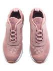 13827 TAMARIS (Germany) Кроссовки текстильные розовые сетка несквозная