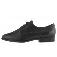 13852 TAMARIS (Germany) Туфли кожаные черные