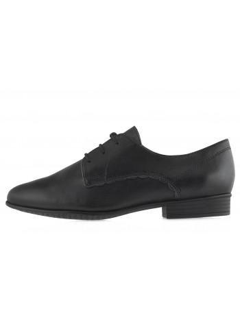 Туфли кожаные TAMARIS (Germany) 13852 черные