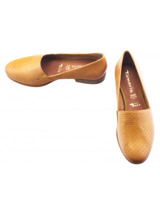 13857 TAMARIS (Germany) Туфли кожаные желтые
