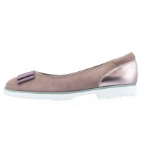 Туфли замшевые TAMARIS (Germany) 13861 серые