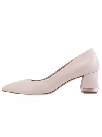 13968 CAPELLI ROSSI (Brazil) Туфли кожаные розовые с/х