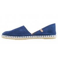 14055 VERBENAS (Spain) Эспадрильи замшевые синие