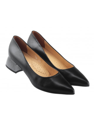 14093 BONTY (Poland) Туфли кожные черные с/х