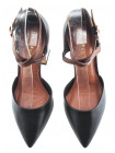14117 CAPELLI ROSSI (Brazil) Туфли открытые кожаные черные в/х
