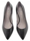 Туфли кожаные CAPELLI ROSSI (Brazil) 14118 черные
