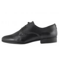 14156 TAMARIS (Germany) Туфли кожаные черные