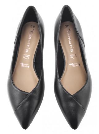 Туфли кожаные TAMARIS (Germany) 14159 черные